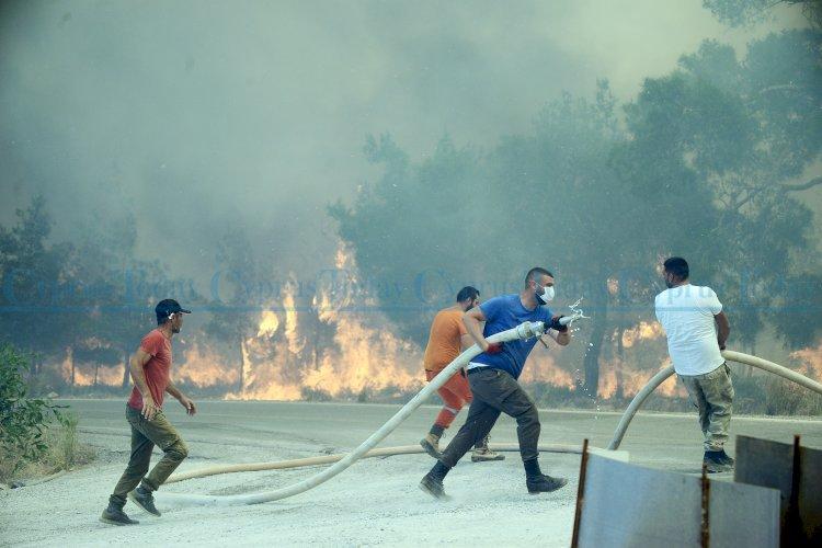 Кипр в огне.