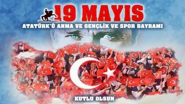 Турция и ТРСК отмечают праздник 19 Мая – День памяти Ататюрка, молодежи и спорта
