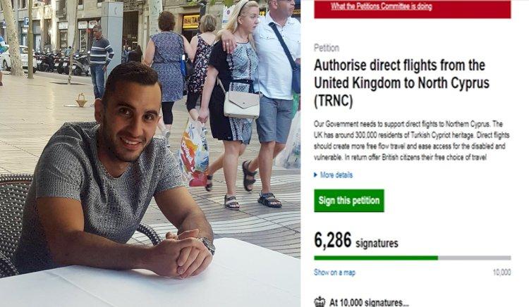 6K sign direct flights petition