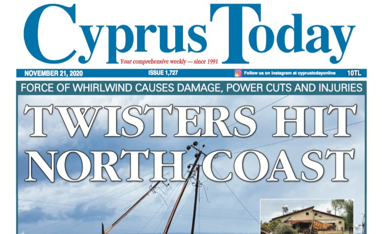 Cyprus Today 21 October 2020