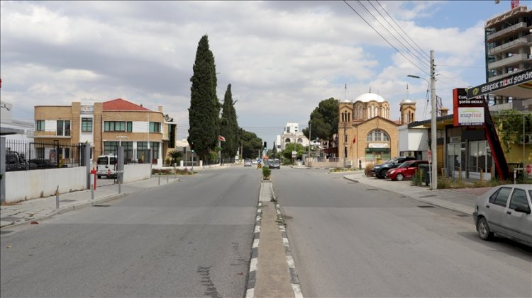 TRNC RAMPS UP RESTRICTIONS