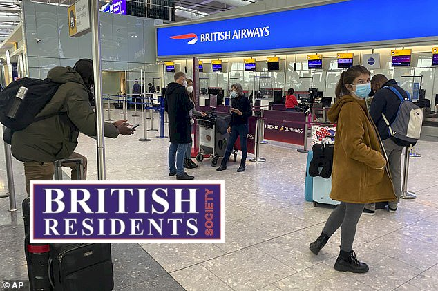 BRS, ministry step in after Brits stopped from boarding TA flights