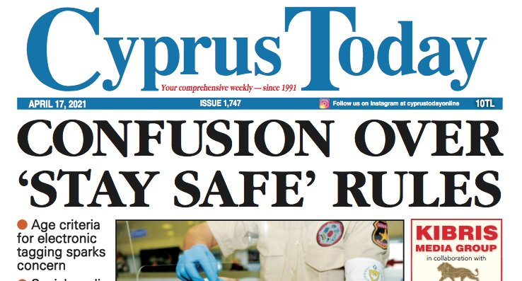 Cyprus Today April 17, 2021