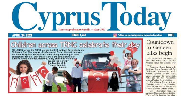 Cyprus Today 24 April 2021
