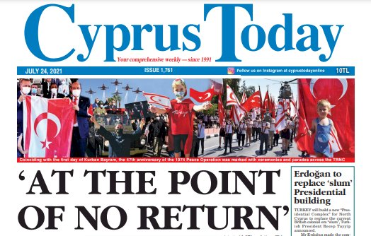Cyprus Today July 24, 2021 PDFs