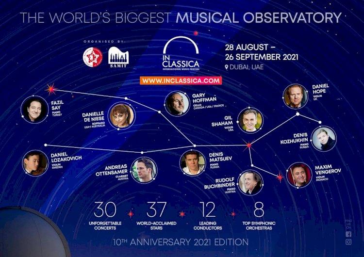 """EUFSC President Konstantin Ishkhanov: Upcoming InClassica Festival in Dubai a """"Great Artistic Journey"""""""