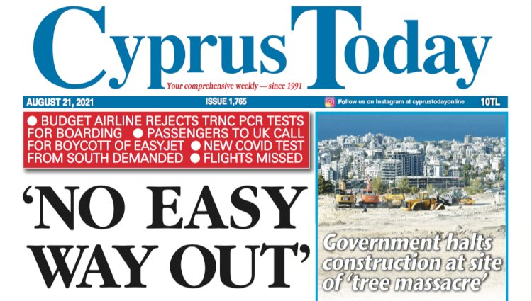 Cyprus Today August 21, 2021 PDFs