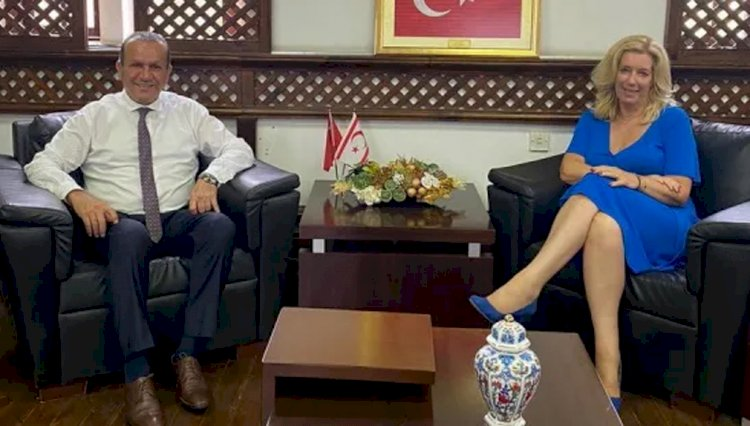 GC's blasted for attacking Dutch MP's TRNC tweet