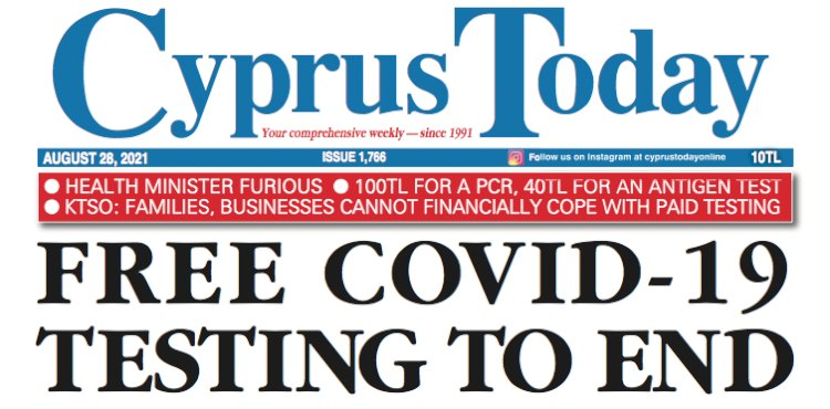 Cyprus Today 28 August 2021 PDFs