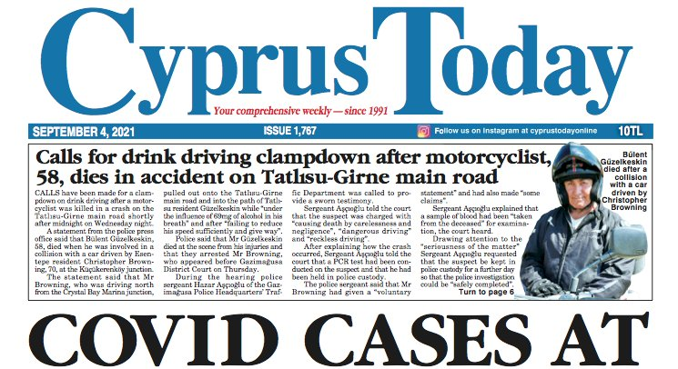 Cyprus Today 4 September 2021 PDFs