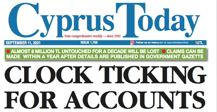 Cyprus Today 11 September 2021 PDFs