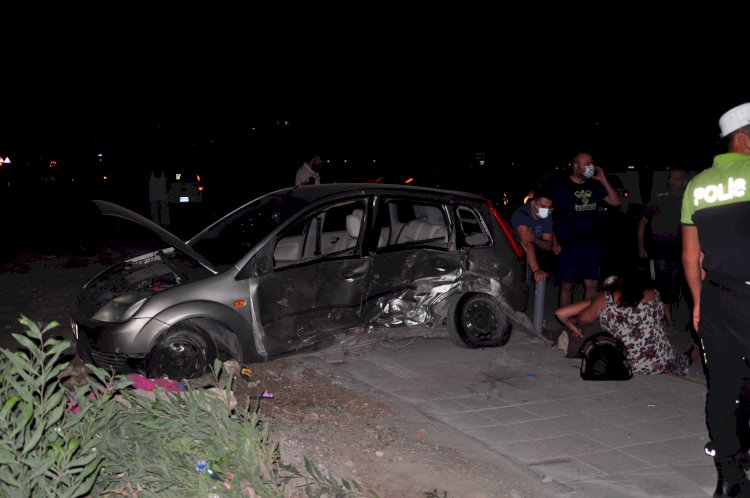 One dead, four hurt in 'drink-drive' smash