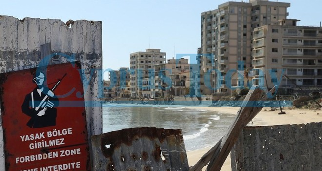 TRNC has a legal right to reopen Varosha