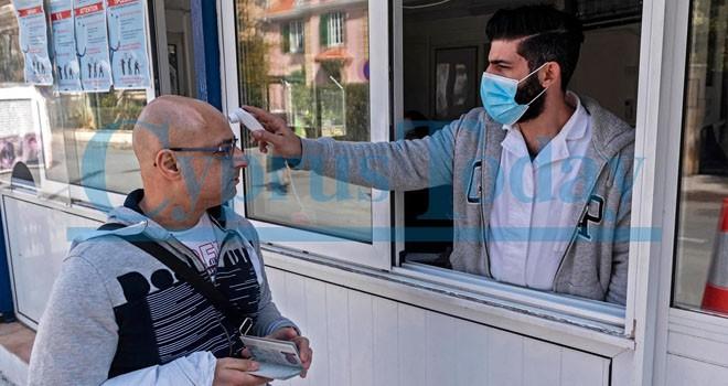 First case of coronavirus detected in TRNC